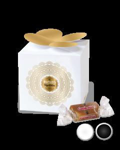 Cube événementiel caramels traditionnels Carabreizh