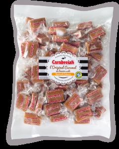 L'Original Caramel au beurre salé tendre et Crémeux Carabreizh
