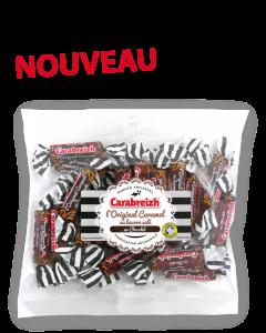 L'Original Caramel au beurre salé chocolat en barre Carabreizh