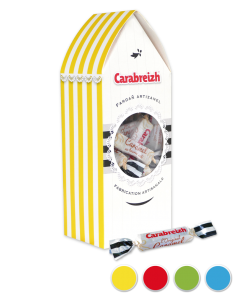 Carabreizh Barre au beurre salé 80 g