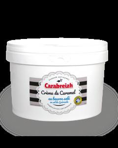 Crème Carabreizh au beurre salé 3 kg