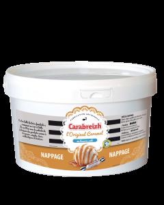 Nappage Carabreizh l'Original Caramel au beurre salé 3 kg