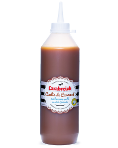 Coulis Carabreizh au beurre salé 600 g