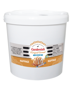 Nappage Carabreizh l'Original Caramel au beurre salé 10 kg